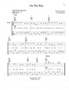 ME WP FT Music Swre 4th Sample Score